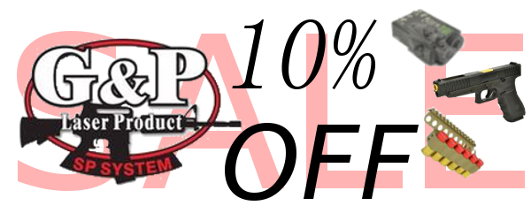 G&P 10%OFF SALE
