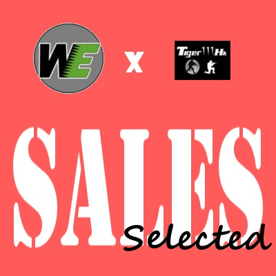 Selected WE items for Sales