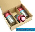 Army Force Metal 64rds 85mm Gas Cartridge for M203 (3-pcs)