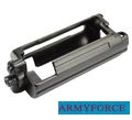 Army Force Full Metal Motor Stand for AK Series - Black