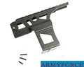 Army Force Metal Rail Scope Mount for Tokyo Marui based AK AEG
