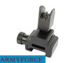 Army Force Metal  Flip Up Front Sight for 20mm RIS