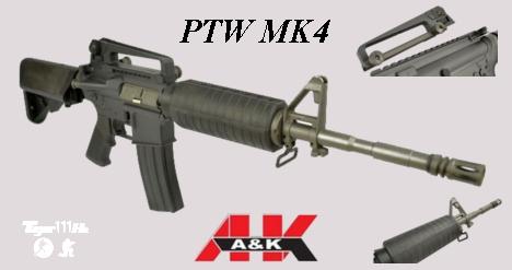 WE 888C;A&K M4A1;A&K ZB-26;King Arms SVD Air cocking/EBB Sniper Rifle  A&K-AEG-PTW-MK4