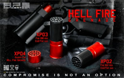 APS Hell Fire Grenade