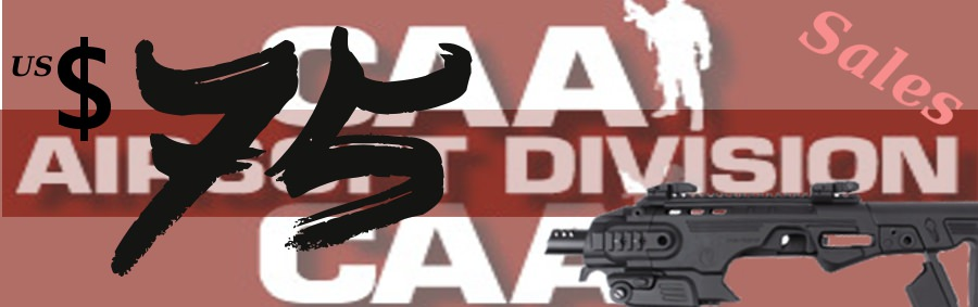 CAA Airsoft Division RONI Special Sales US$75