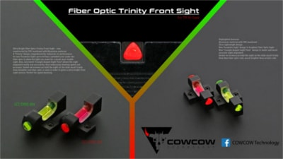 CCT Fiber Optic Front Sight