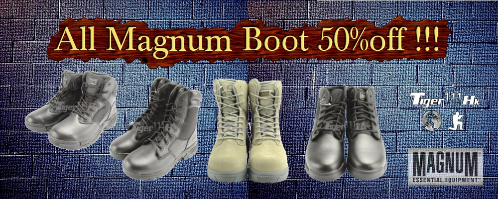 Clearance:All Magnum Boot 50%off
