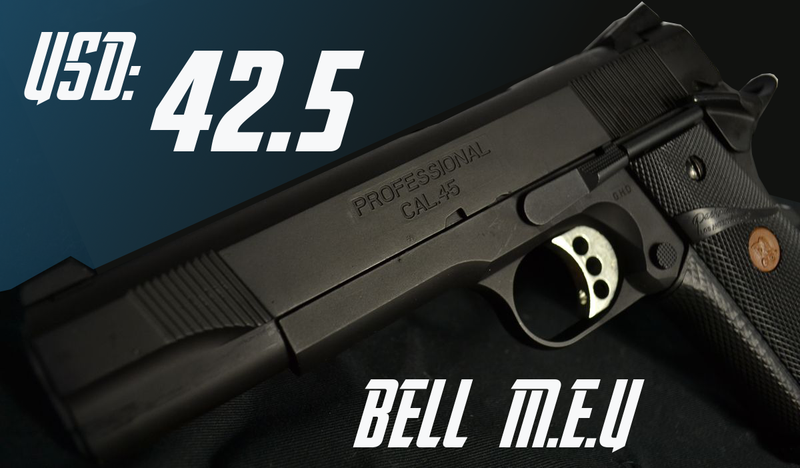 Bell MEU Selling USD 42.5
