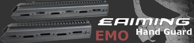 EAIMING EMO CNC Metal Hand GUARD