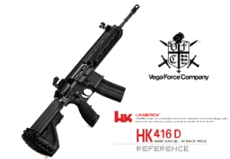 Umarex hk416d GBBR VFC