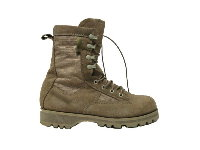 US Marine Special Force Coyote Brown Tactical Boot - CB