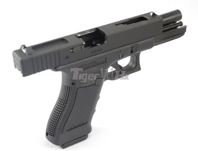 Stark Arms Metal Slide G18c Gbb Pistol W Marking Black Airsoft