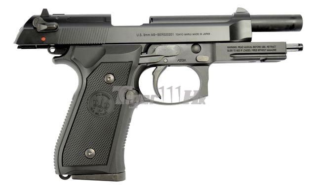 Tokyo Marui M9A1 Pistol;Socom Gear Pro Training 1911 Pistol;Socom Gear 24k 911 Pistol TOK-GBB-M9A1-BK-9