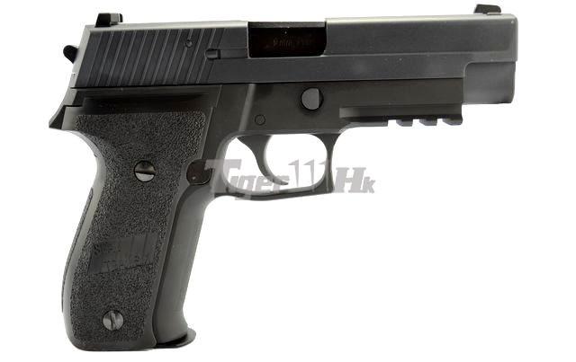 WE F226 GBB;Silverback PP-19 AEG;Silverback 160rd Magazine WE-GBB-MK25-R-BK-2