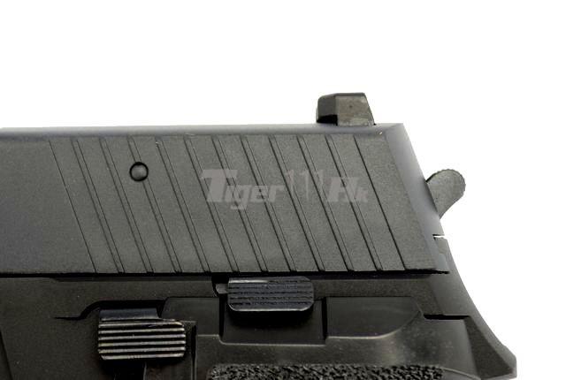 WE F226 GBB;Silverback PP-19 AEG;Silverback 160rd Magazine WE-GBB-MK25-R-BK-8