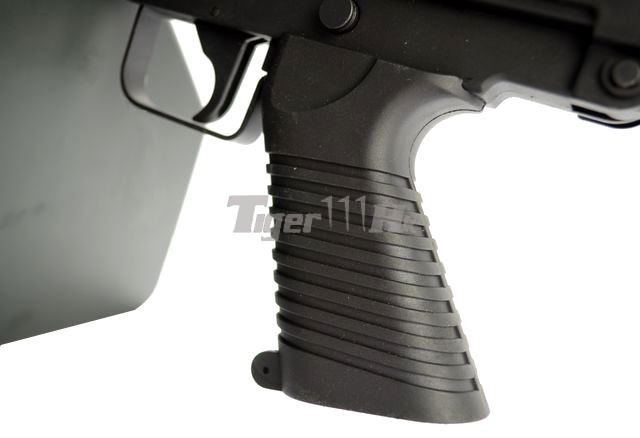 A&K MK46;WELL L96AWS Bolt Action Sniper Rifle;S&T Tavor TAR-21 Explorer Bullpup AEG A&K-AEG-MK46-RS-15