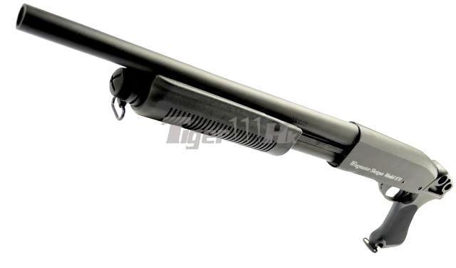 G&P Metal Battle Rifle;G&P M870 Original Shotgun;Element Red/Green Reticle Scope GP-SHG001M-1