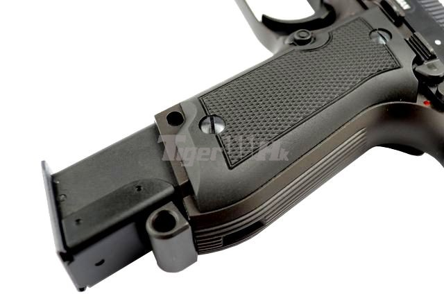 VFC APO ASW338LM Bolt Action Gun;KSC H&K USP .45 GBB;KSC M93RII GBB KSC-GBB-M93RII-ABS-13