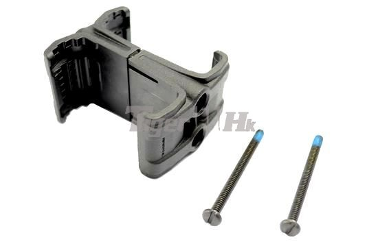 WE Tactical Rail Pistol for MK25(1) & F226 E2(1);MAGPUL Maglink Magazine Coupler MAGPUL-PTS-MAG595-BLK-1