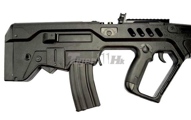 A&K MK46;WELL L96AWS Bolt Action Sniper Rifle;S&T Tavor TAR-21 Explorer Bullpup AEG ST-AEG-T21-BK-L-13