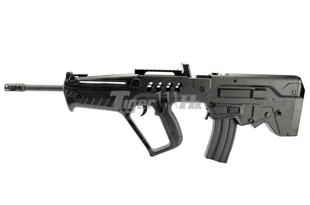 A&K MK46;WELL L96AWS Bolt Action Sniper Rifle;S&T Tavor TAR-21 Explorer Bullpup AEG ST-AEG-T21-BK-L-2