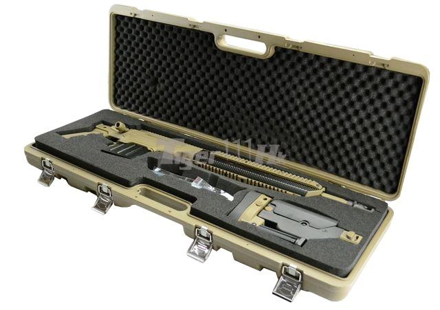 VFC APO ASW338LM Bolt Action Gun;KSC H&K USP .45 GBB;KSC M93RII GBB VFC-ASW338-TN01-1