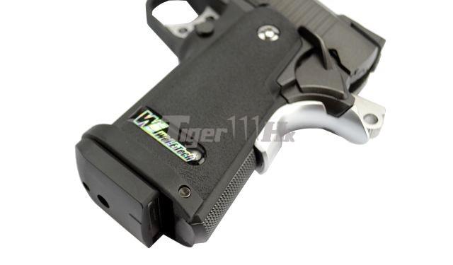 [WE] XDM .45 Compact 3.8 GBB Pistol (Black)(Tan); Hi-Capa 4.3 OPS Tactical GBB Pistol WE-GBB-4.3-NEW-BK-WM-11