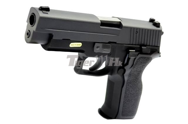 WE Tactical Rail Pistol for MK25(1) & F226 E2(1);MAGPUL Maglink Magazine Coupler WE-GBB-F226-E2-1