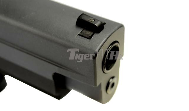 WE Tactical Rail Pistol for MK25(1) & F226 E2(1);MAGPUL Maglink Magazine Coupler WE-GBB-F226-E2-3