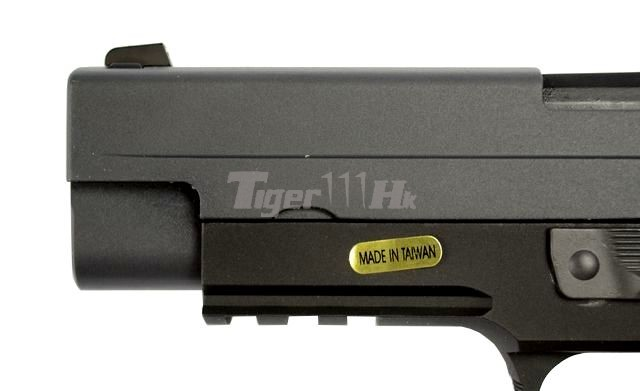 WE Tactical Rail Pistol for MK25(1) & F226 E2(1);MAGPUL Maglink Magazine Coupler WE-GBB-F226-E2-6