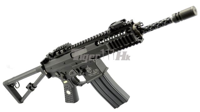 A&K MASADA AEG;WE KAC Rifle;UFC Gun Rack WE-GBB-PDW-OB-WM-BK-L-3