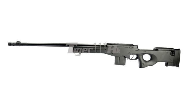 A&K MK46;WELL L96AWS Bolt Action Sniper Rifle;S&T Tavor TAR-21 Explorer Bullpup AEG WELL-MA4402A-BK-2