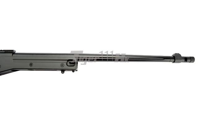 A&K MK46;WELL L96AWS Bolt Action Sniper Rifle;S&T Tavor TAR-21 Explorer Bullpup AEG WELL-MA4402A-BK-6