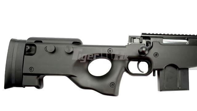 A&K MK46;WELL L96AWS Bolt Action Sniper Rifle;S&T Tavor TAR-21 Explorer Bullpup AEG WELL-MA4402A-BK-8