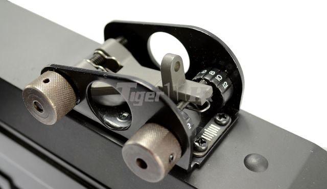 CA CA249 MKII AEG;WA M4A1 CQB-R GBB Rifle;Flyye MOLLE Double M4/M16 Magazine Pouch CA-CA005M-8