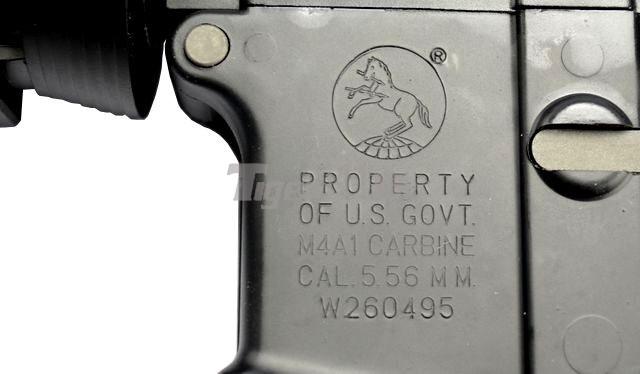 CA CA249 MKII AEG;WA M4A1 CQB-R GBB Rifle;Flyye MOLLE Double M4/M16 Magazine Pouch WA-GBB-M4A1-CQB-R-WP-12