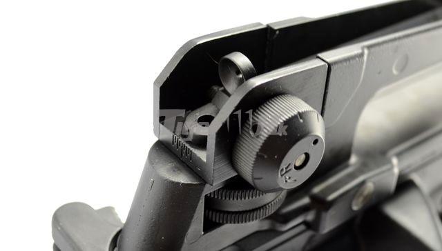 CA CA249 MKII AEG;WA M4A1 CQB-R GBB Rifle;Flyye MOLLE Double M4/M16 Magazine Pouch WA-GBB-M4A1-CQB-R-WP-7
