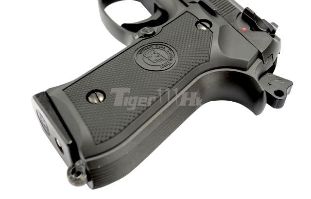Spartan Doctrine Silencer Special Offers;WE M92 GBB Pistol;WE 18rds Magazine WE-GBB-M9-AUTO-NM-BK-11