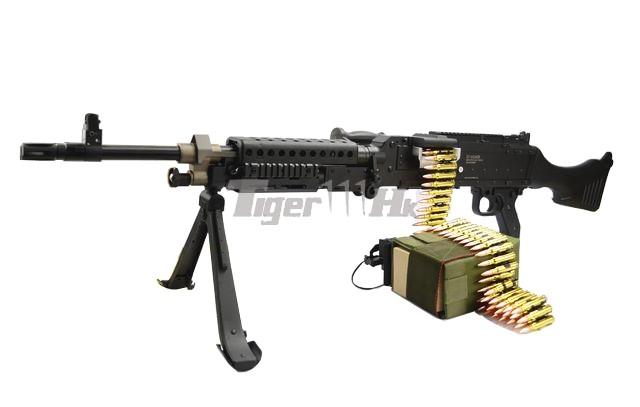 M240b Airsoft ECHO1 Metal M240B Medi...