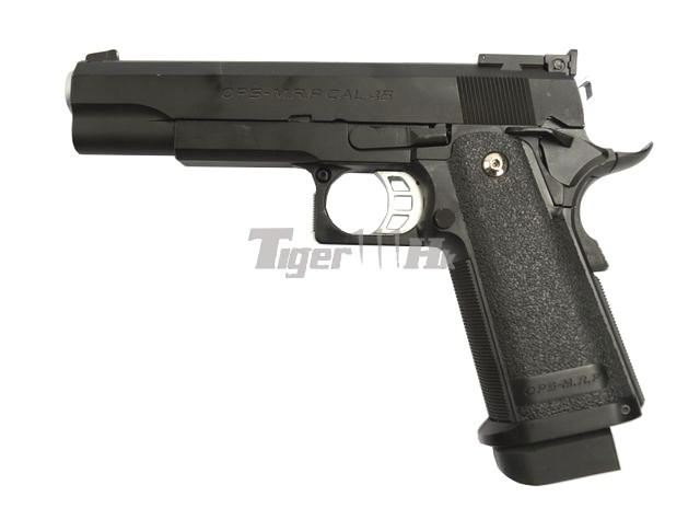 KWC M1911 CO2 Pistol! Zeon Gun HI-CAPA 5.1!ECHO1 M240B Medium Machine Gun! ZEONGUN-GBB-HICAPA-BK-1