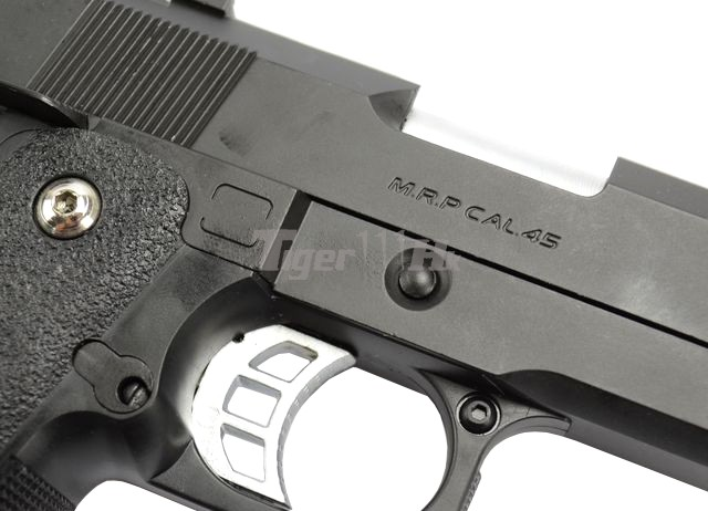KWC M1911 CO2 Pistol! Zeon Gun HI-CAPA 5.1!ECHO1 M240B Medium Machine Gun! ZEONGUN-GBB-HICAPA-BK-8