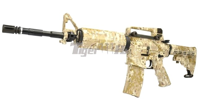 UMAREX H&K Licensed G36C AEG; King Arms Navy Seal M4A1 AEG; King Arms M4 Special Kit KA-AG-123-DD-1