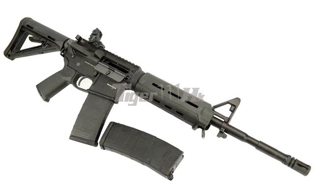 The Series of CYMA AEG; G&P M870 Shogun; KWA LM4 GBB Assault Rifle KWA-GBB-LM4-PTS-22