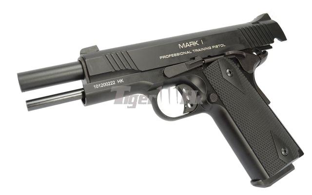 KWA M1911 PTP GBB; SOCOM Gear Licenced Rifle x2 KWA-GBB-M1911-MK1-BK-2