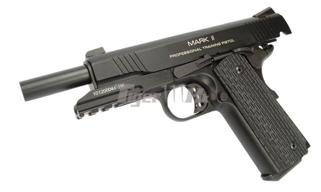 KWA M1911 PTP GBB; SOCOM Gear Licenced Rifle x2 KWA-GBB-M1911-MK2-BK-2