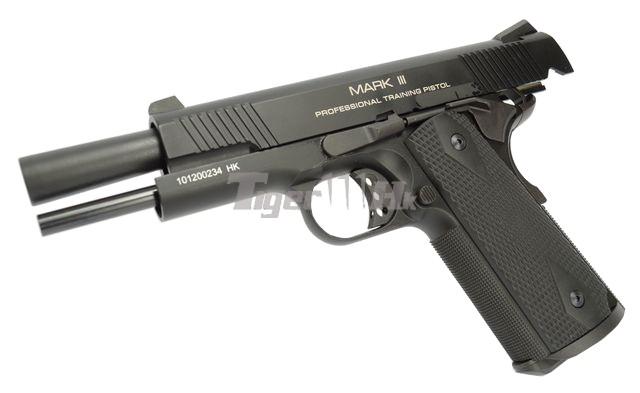 KWA M1911 PTP GBB; SOCOM Gear Licenced Rifle x2 KWA-GBB-M1911-MK3-BK-2