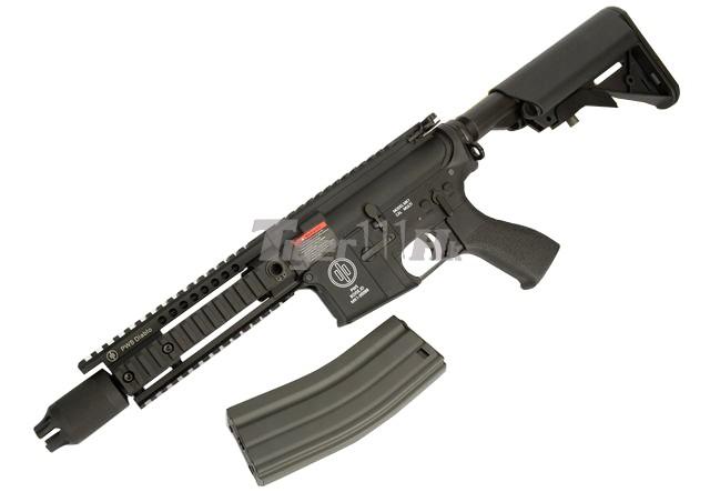 KWA M1911 PTP GBB; SOCOM Gear Licenced Rifle x2 SOCOM-AEG-DIABLO-7-BK-13