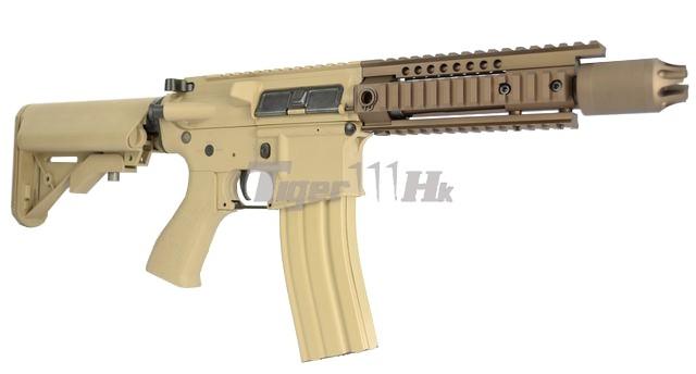 KWA M1911 PTP GBB; SOCOM Gear Licenced Rifle x2 SOCOM-AEG-DIABLO-7-TAN-2