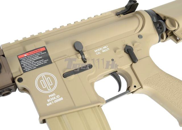 KWA M1911 PTP GBB; SOCOM Gear Licenced Rifle x2 SOCOM-AEG-DIABLO-7-TAN-4