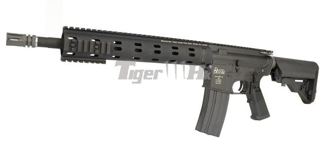 KWA M1911 PTP GBB; SOCOM Gear Licenced Rifle x2 SOCOM-AEG-SG-MFR12A-1